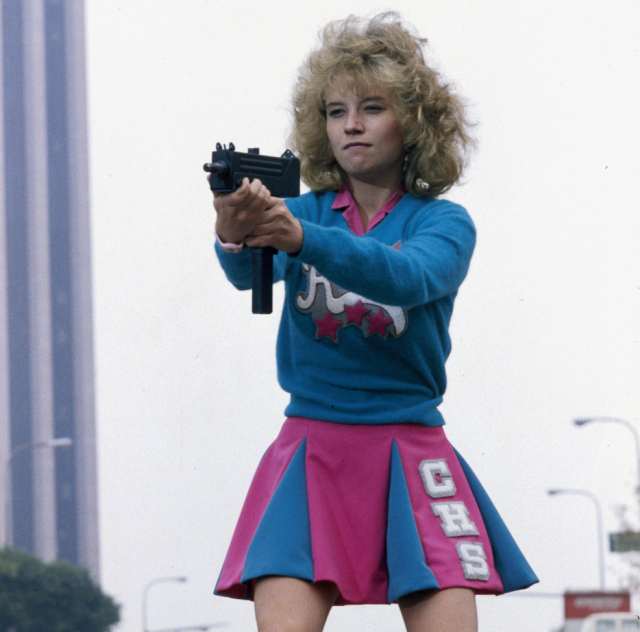 Sam (Kelli Maroney)