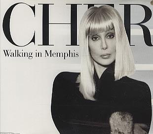 Cher - Walking in Memphis