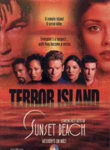Promotional poster for the Terror Island plot line