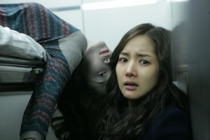 So-yeon (Park Min-young) suddenly sees death wherever she goes